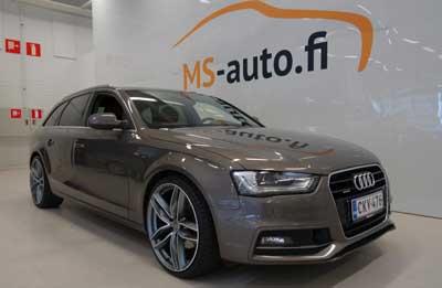 Audi A4 Avant 3.0 V6 Quattro