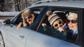Miten valita sopiva auto lapsiperheelle?