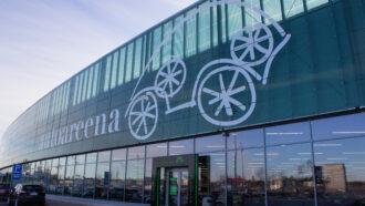 MS-auto laajentaa Pohjoismaiden suurimpaan autotaloon